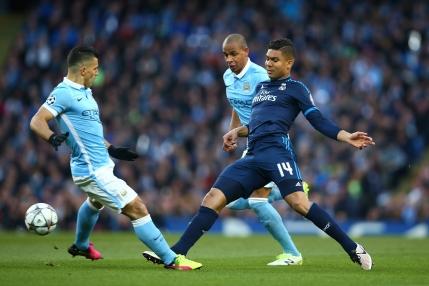 MINUT cu MINUT Manchester City-Real Madrid 0-0. Ronaldo nu joaca