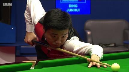 Istorie in snooker: Ding Junhui, primul chinez intr-o finala la Campionatul Mondial