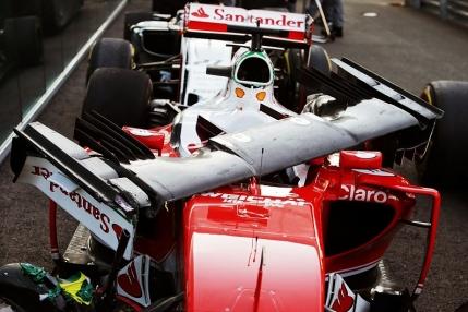 Vettel, infuriat la maxim dupa incidentul cu Kvyat. Ferrari il acuza pe rus de un gest intentionat