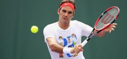 Roger Federer a anuntat o noua accidentare