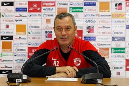 Mircea Rednic pleaca de la Dinamo