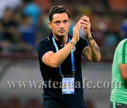 Mirel Radoi, transant cand vine vorba de Steaua: