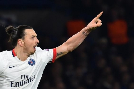 Zlatan Ibrahimovic confirma despartirea de PSG cu un mesaj original