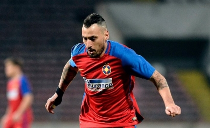 Timo Gebhart si-a luat adio de la Steaua. Explica de ce n-a jucat in ultima etapa