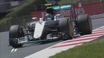 Pole position pentru Lewis Hamilton in Marele Premiu al Spaniei