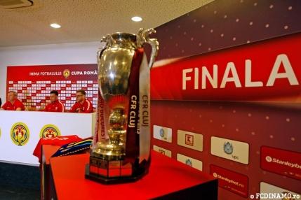 Cupa Romaniei: Avancronica finalei Dinamo-CFR Cluj (LIVE, 21:30)