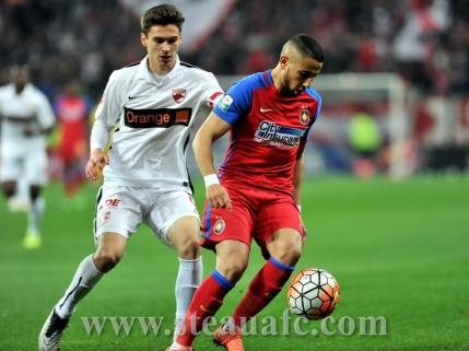 Hamroun e fericit la Steaua si spune ca n-are de gand sa plece