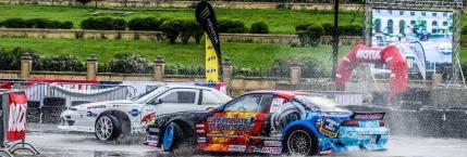 Primul campionat national de drift debuteaza la Prejmer