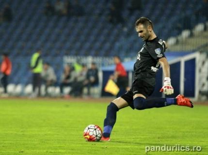 Pandurii s-a despartit de portarul Mingote. Este strainul cu cele mai multe sezoane pentru o echipa in Liga 1