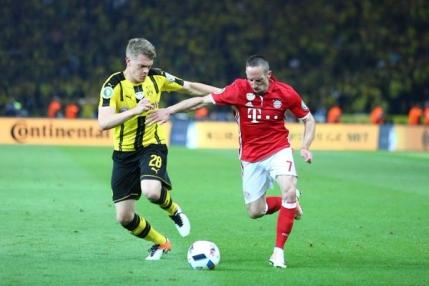 Bayern Munchen obtine Cupa Germaniei la loviturile de departajare. Guardiola in lacrimi