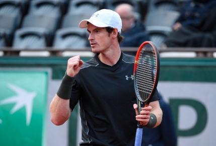 Andy Murray salvat de intuneric la Roland Garros. Revine spectaculos si castiga in decisiv