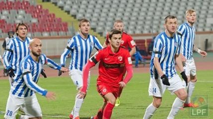 Steaua transfera un atacant din Liga 1