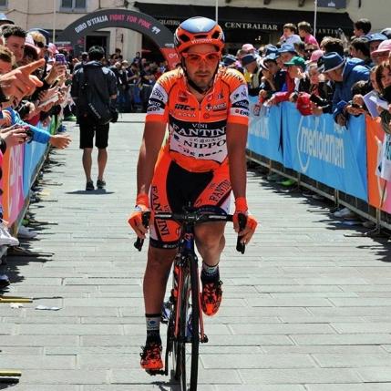 Eduard Grosu la cea mai buna clasare in Turul Italiei din acest an