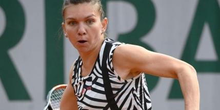 Simona Halep nu se gandeste inca la finala de la Roland Garros. A schimbat serviciul la sfatul lui Ion Tiriac