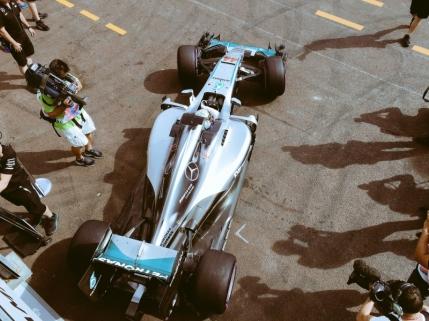 Lewis Hamilton, demonstrație de forța în primele antrenamente de la Monte-Carlo