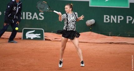 GAME cu GAME Roland Garros: Simona Halep si Irina Begu se califica in optimi de finala