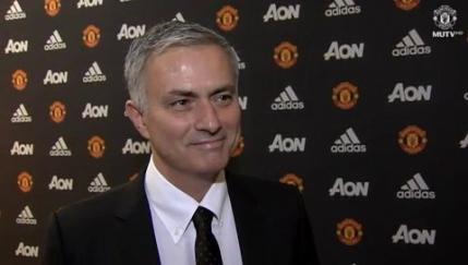 Prima reactie a lui Mourinho dupa ce a semnat cu Manchester United