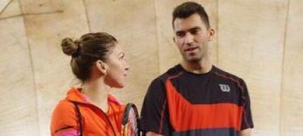 Simona Halep și Horia Tecău, eliminaţi în primul tur la dublu mixt