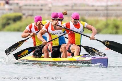 Dopaj în masă la kaiac-canoe: Toţi sportivii loturilor naţionale au luat meldonium