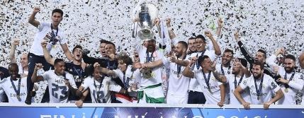 Real Madrid cucereste Liga Campionilor la loviturile de departajare