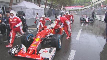 TUR cu TUR Formula 1, Marele Premiu din Monte-Carlo