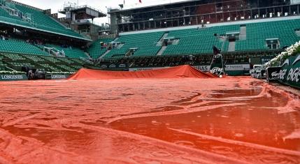 LIVE Roland Garros: Simona Halep in optimi la Roland Garros. UPDATE: Toate meciurile de luni suspendate din cauza ploii