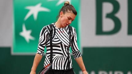 Simona Halep, eliminata in optimi la Roland Garros dupa un meci de cosmar cu Sam Stosur intins pe trei reprize