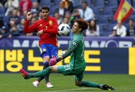 Spania face masacru inainte de EURO 2016