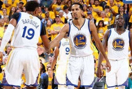 A inceput finala NBA, Warriors castiga primul meci