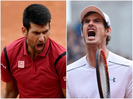 GAME cu GAME Djokovic-Murray, o finala la Roland Garros pentru istoria tenisului