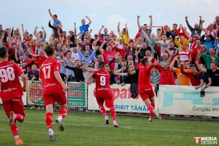 UTA promoveaza din Liga 2 la barajul cu FC Voluntari