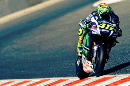Valentino Rossi castiga la MotoGP in weekend-ul tragic de la Barcelona