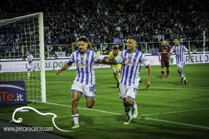 Mitrita a promovat in Serie A cu Pescara