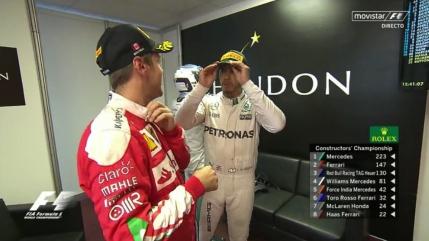 Hamilton si Vettel la egalitate de puncte in cariera dupa cursa din Canada
