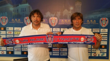 Dario Bonetti a revenit in Liga 1