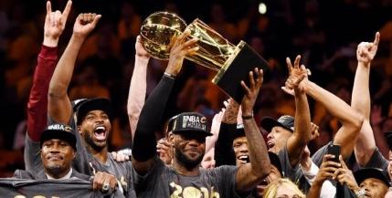 Cleveland Cavaliers obtine un titlu istoric in NBA