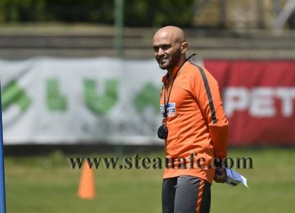 Steaua si-a luat preparator fizic italian cu trecut in fotbalul romanescu
