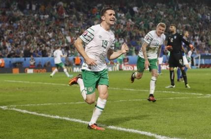 Irlanda trimite acasa Turcia dupa un gol in minutul 85