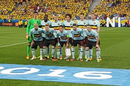 Belgia invinge si elimina Suedia lui Ibrahimovic