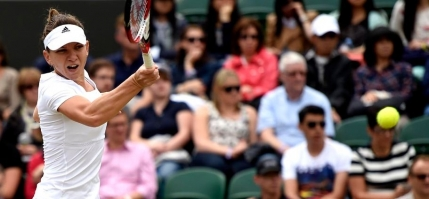 Simona Halep si-a aflat prima adversara de la Wimbledon