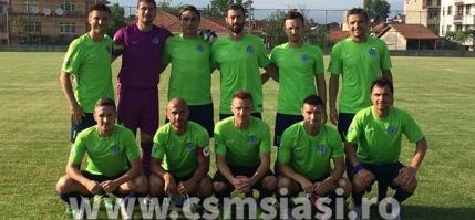 CSMS Iasi, egal cu Neftci Baku in primul amical din Turcia