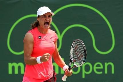 Monica Niculescu s-a calificat in turul 2 la Wimbledon. Marius Copil eliminat in primul tur