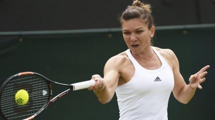 Simona Halep anticipeaza un meci greu cu Kiki Bertens