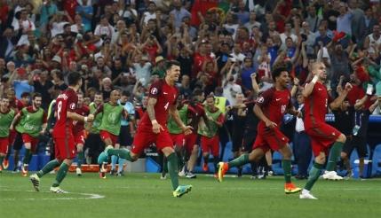 Portugalia, prima semifinalista la EURO 2016. Victorie la 11 metri cu Polonia