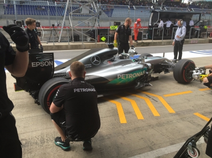 Nico Rosberg, cel mai rapid in primele antrenamente din Austria