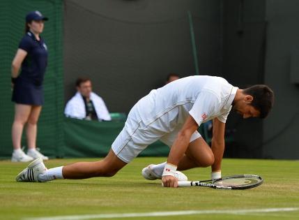Novak Djokovic, eliminat in turul 3 la Wimbledon. Adio Marele Slem