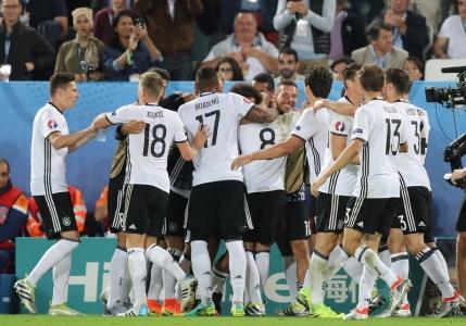 Germania, calificare dramatica in semifinale la loviturile de departajare cu Italia