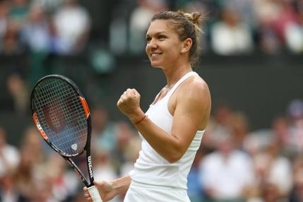 Simona Halep ajunge in sferturi la Wimbledon dupa o revenire fabuloasa cu Madison Keys
