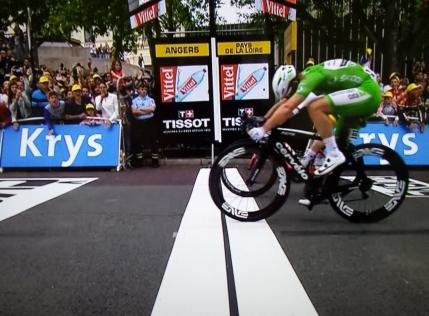 Succes istoric pentru Mark Cavendish in Turul Frantei