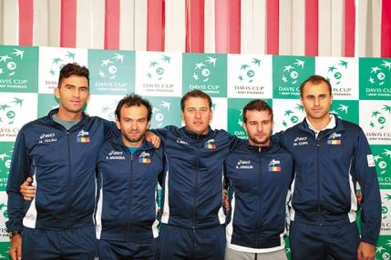 Cupa Davis: Andrei Pavel a sunat adunarea pentru meciul cu Spania